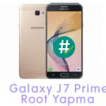 Samsung Galaxy J7 Prime Root Yapma Nasıl Yapılır?