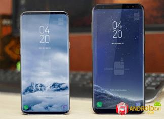 Samsung Galaxy S9 Gelişmiş İris Tarayıcı ve Yüz Tanıma Teknolojisi ile Gelmeyi Planlıyor.