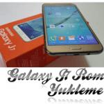 Galaxy J7 SM-J700F Android 6.0.1 Orjinal Official Rom Yükleme İşlemi Nasıl Yapılır?